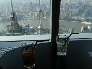 上海ワールドセンターからの景色-2
