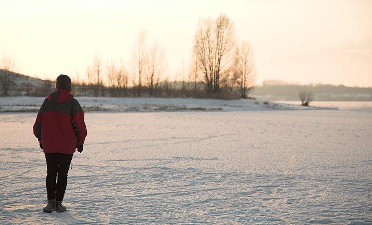 Ryoko auf Eis