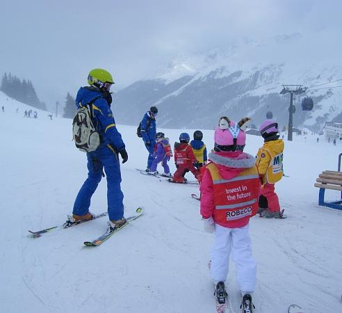 Kinder Skishule