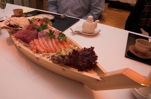 Tanjoubi sashimi4