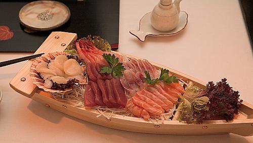 Tanjoubi sashimi1-2