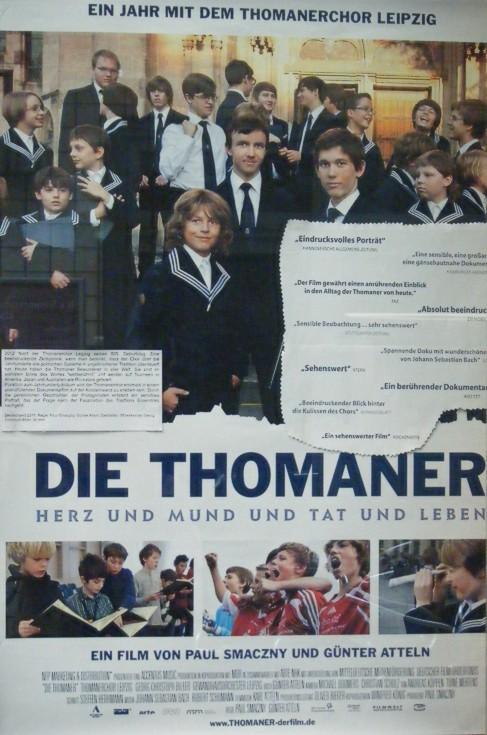 Die Thomaner klein