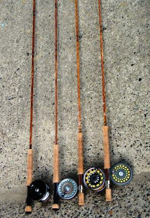 Anglers用ロッド