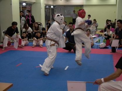 130623 ミニ琉道祭 フィギュアスケート?