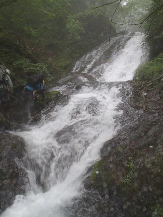 8×15m滝