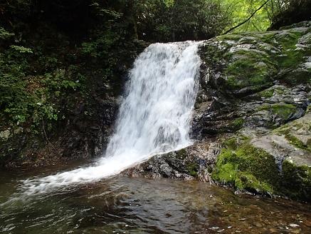 幅広4m滝