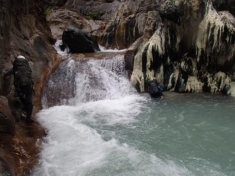 噴泉塔ゴルジュF1