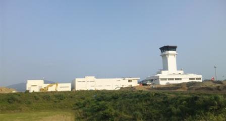 国際線TB起工式:管制塔