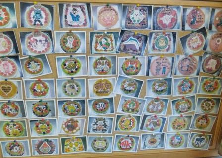 アモンド洋菓子店:デコケーキ