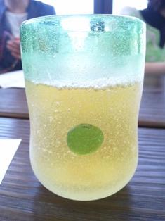 ニライカナイ:琉球泡ガラス