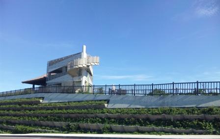 バンナ公園:展望台2