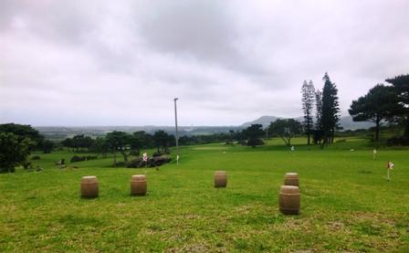 ジュマール楽園:ゴルフ場2