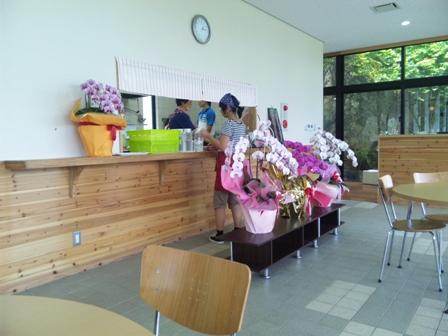 バンナカフェ:店内