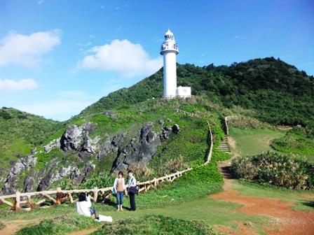 御神崎灯台2