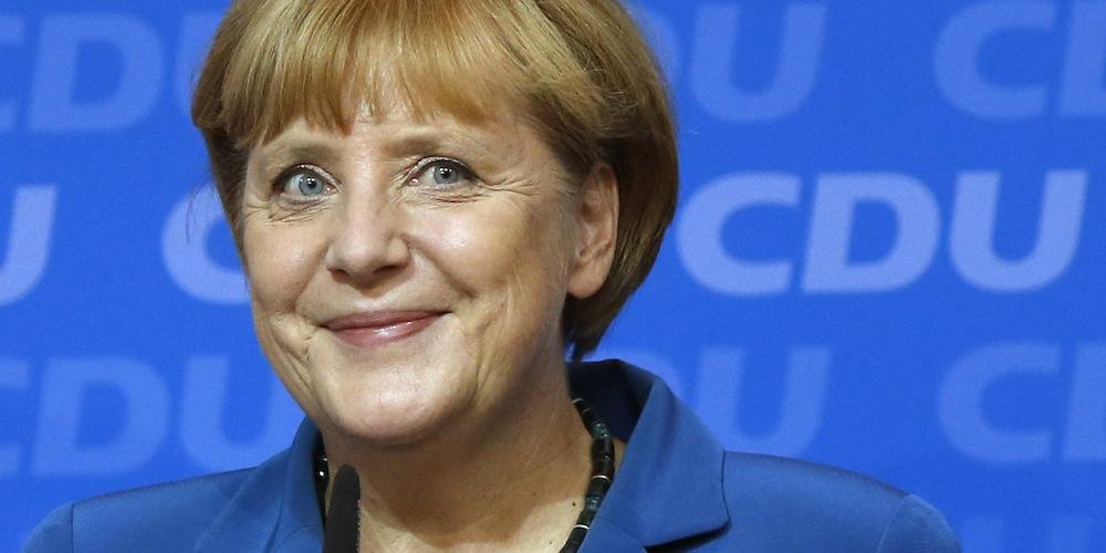 ドイツ メルケル首相