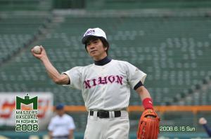 2008年マスターズ甲子園1-001