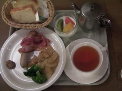 アンデルセン朝食