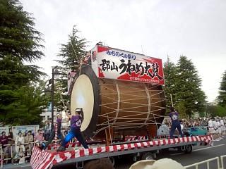 20130601フェスティバル(うねめ太鼓その4)