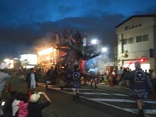 20130601フェスティバル(大牟田蛇山その1)