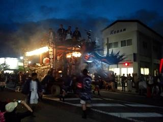 20130601フェスティバル(大牟田蛇山その2)