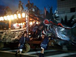 20130601フェスティバル(大牟田蛇山その4)
