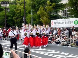 20130601フェスティバル(阿波踊りその5)