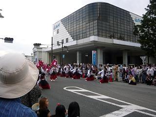 20130601フェスティバル(会津よさこいその1)
