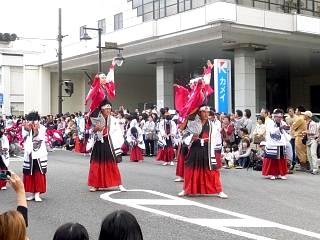 20130601フェスティバル(会津よさこいその2)