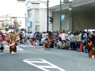 20130601フェスティバル(石見神楽その1)