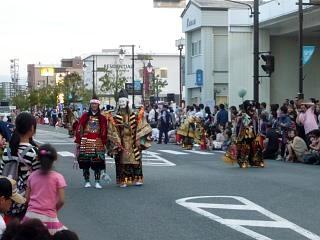 20130601フェスティバル(石見神楽その2)