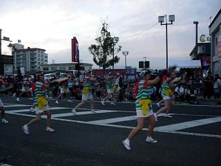 20130601フェスティバル(花笠その2)