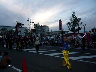 20130601フェスティバル(竜踊りその2)