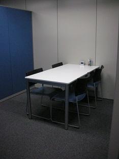 11階個室相談室