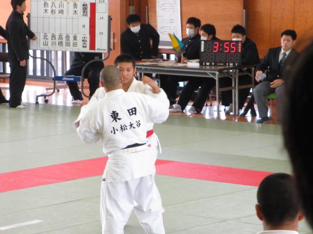 高校柔道大会 航空 021