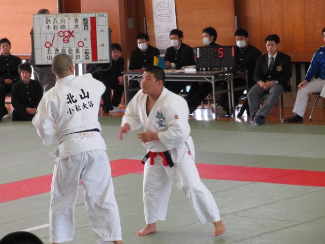 高校柔道大会 航空 045