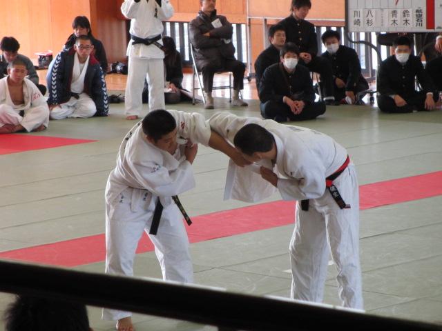 高校柔道大会 航空 058