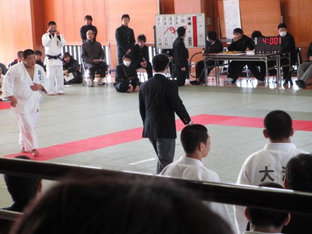 高校柔道大会 航空 071