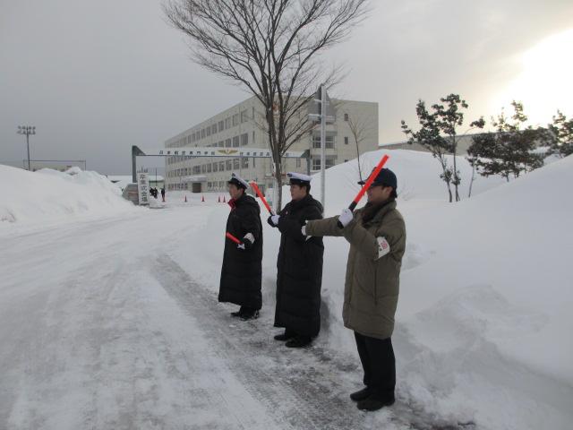 2012.2.11  日本航空学園能登空港キャンパス 卒業式 001