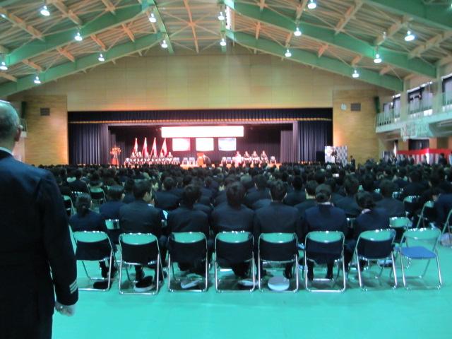 2012.2.11  日本航空学園能登空港キャンパス 卒業式 006