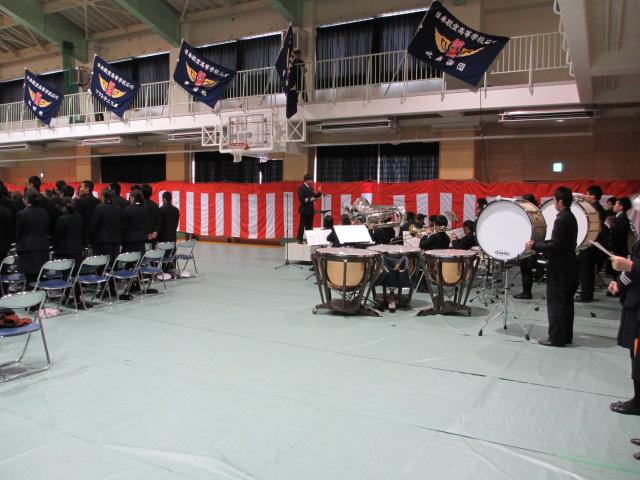2012.2.11  日本航空学園能登空港キャンパス 卒業式 018