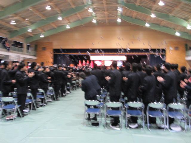 2012.2.11  日本航空学園能登空港キャンパス 卒業式 020