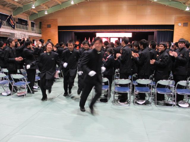 2012.2.11  日本航空学園能登空港キャンパス 卒業式 023