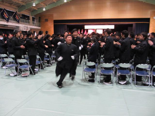 2012.2.11  日本航空学園能登空港キャンパス 卒業式 022