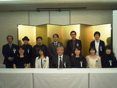 新鋭短歌シリーズ出版祝賀会2(2013-11-30)