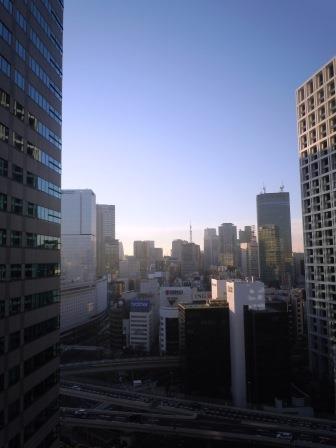 ニューオータニの朝1(2013-12-01)