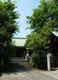 2012.04.29  氷川神社