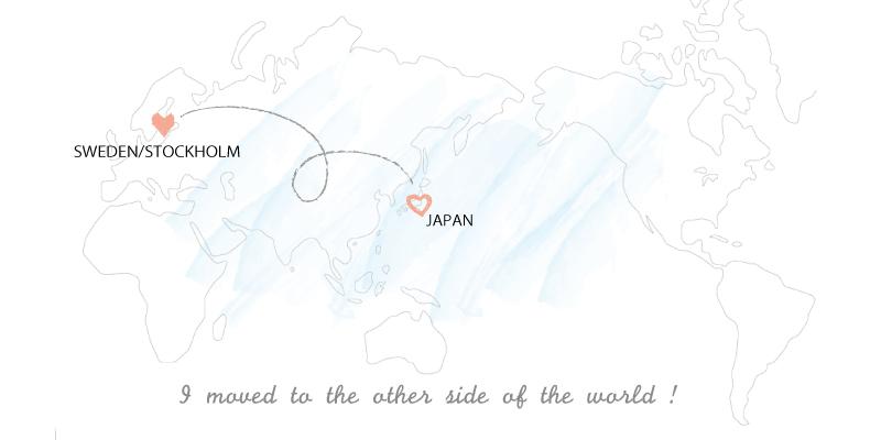 引っ越しの地図
