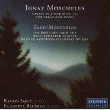 モシェレス_バッハの平均律クラヴィーア曲集による ピアノとオブリガート・チェロのための10 の前奏曲(OHEMS )