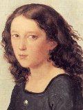 メンデルスゾーン、少年時代の肖像 (1)
