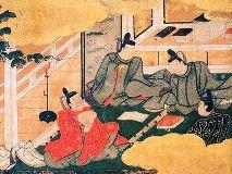 「源氏物語 」帚木の巻